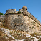 Picture - The fort at Rethymnon.