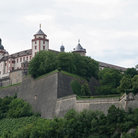 Picture - The Fortress of Marienberg in Wurzburg.