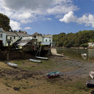Picture - Scene from the town of Fowey.