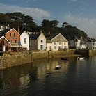 Picture - Fowey on way to ferry.