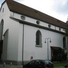Picture - The Franciscan Church, built between 1270-80 in Lucerne.