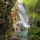 Picture - The Flume, Franconia Notch State Park.