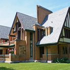 Picture - Frank Lloyd Wright Designed House in Oak Park, IL.