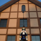 Picture - Detail of German architecture in Frankenmuth.