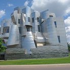 Picture - The Frederick R Weisman Art Museum at the University of Minnesota in Minneapolis.