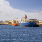 Picture - Port of Fremantle.