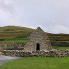 Picture - The stone Gallarus Oratory.
