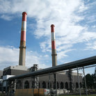 Picture - Coal powerplant in Gallatin, Tennessee.