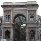 Picture - Galleria in Milan.