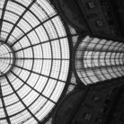 Picture - Detail of Galleria Vittorio Emanuele II in Milan.