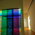 Picture - Colorful display at the Georges Pompidou National Center for Art and Culture in Paris.