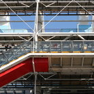 Picture - The futuristic Centre Georges Pompidou in Paris.
