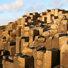 Picture - Stones of the Giant's Causeway.