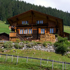 Picture - Home in Gimmelwald.