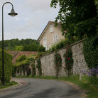 Picture - A road leading to Giverny.