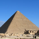 Picture - Pyramid of Cheops.