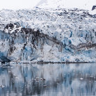 Picture - Johns Hopkins Glacier in Glacier Bay National Park.