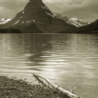 Picture - Two Medicine Lake, Glacier National Park.