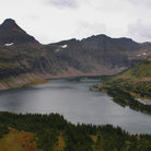 Picture - Hidden Lake, Glacier National Park.