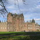 Picture - Glamis Castle.