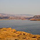 Picture - Lake Powell in Glen Canyon National Recreation Area.