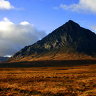 Picture - Buchaille Etive Mor Mountain in Glencoe.