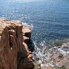 Picture - The Cliffs of Gloucester, MA.