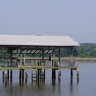 Picture - Poropatank Boathouse in Gloucester.