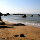 Picture - Agonda beach in Goa.
