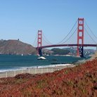 Picture - Golden Gate Bridge, San Francisco.