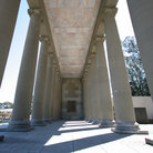 Picture - Pillars In Golden Gate Park, San Francisco.