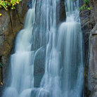 Picture - Waterfall in Golden Gate Park. San Francisco.