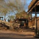Picture - Goldfield Ghost Town.