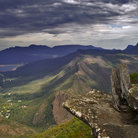 Picture - View of the Grampians.
