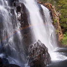 Picture - MacKenzie Falls in the Grampians.