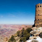 Picture - Desert View Tower, Grand Canyon.