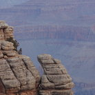 Picture - Mather Point Hoodoo, Grand Canyon National Park.