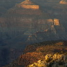 Picture - Holy Grail Temple in the Grand Canyon.