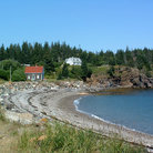 Picture - The cove on Grand Manan.