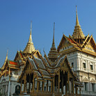 Picture - Bangkok Grand Palace, next to Wat Phra Kaew temple in Bangkok.