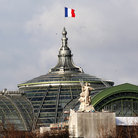 Picture - The Grand Palais off the Champs-Elysees in Paris.