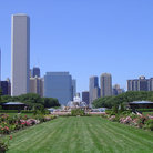 Picture - Grant Park, Chicago.