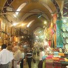 Picture - Inside the Grand Bazaar, always full of bargain hunters in Istanbul.