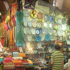 Picture - Souvenier store in the Grand Bazaar in Istanbul.