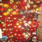 Picture - Turkish lanterns in the Grand Bazaar in Istanbul.