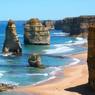 Picture - The twelve Apostles, Great Ocean Road, Victoria, Australia.