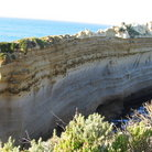 Picture - View of the Razor Back, Great Ocean Road.
