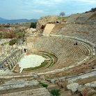 Picture - The Great Theater in Ephesus is particularly impressive.