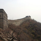 Picture - The Great Wall of China at Mutianyu.