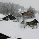 Picture - Winter in Grindelwald.